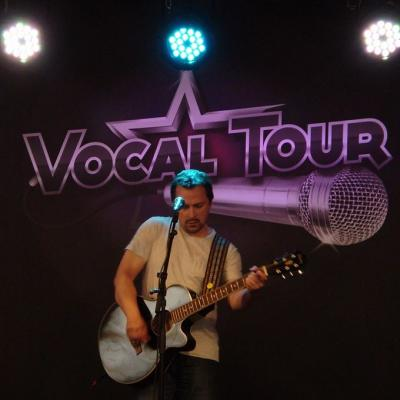 vocal tour Dany1